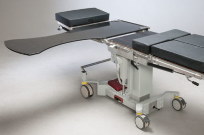 Arm & Hand Surgery Table Carbon Fiber, extra long