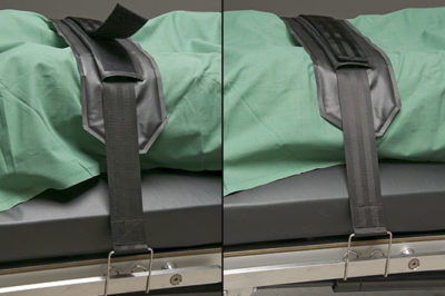Leg & Body Strap wide with hook